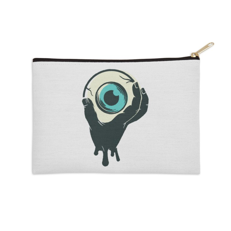 The Eye Accessories Zip Pouch by See Monsters's Artist Shop