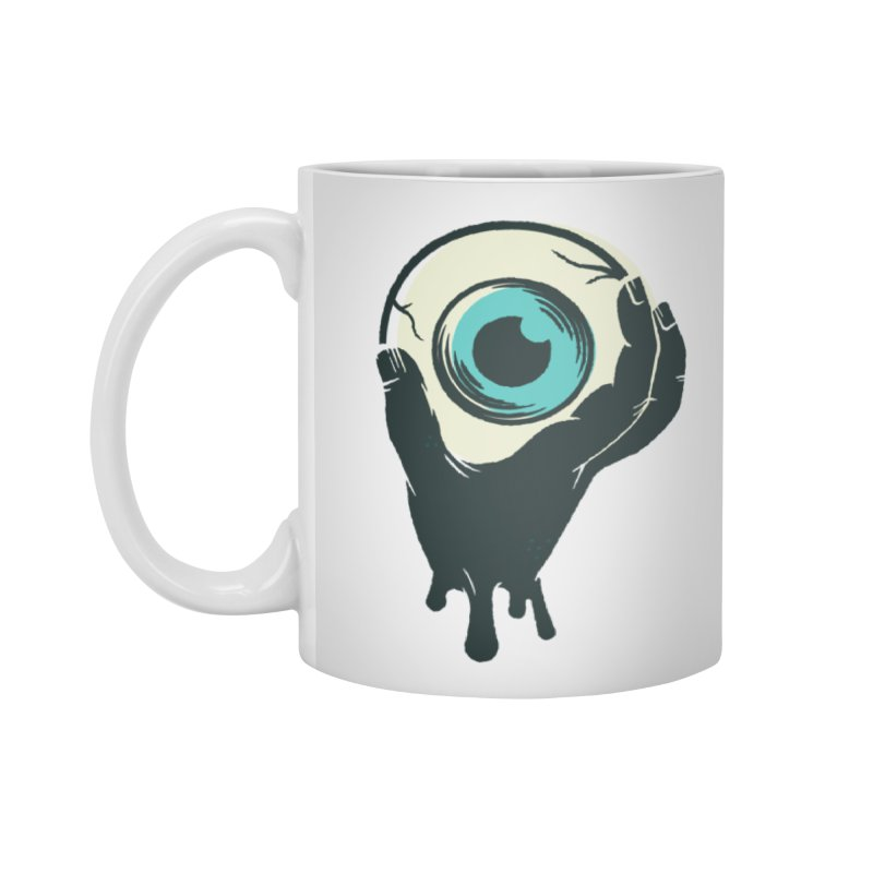 The Eye Accessories Standard Mug by See Monsters's Artist Shop