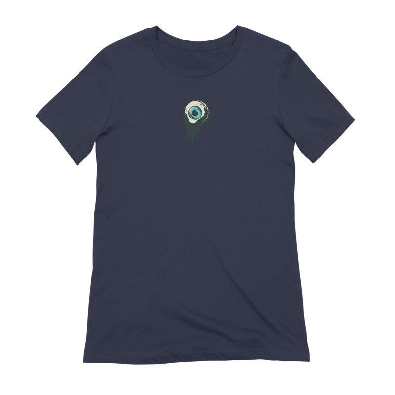 The Eye Women's Extra Soft T-Shirt by See Monsters's Artist Shop
