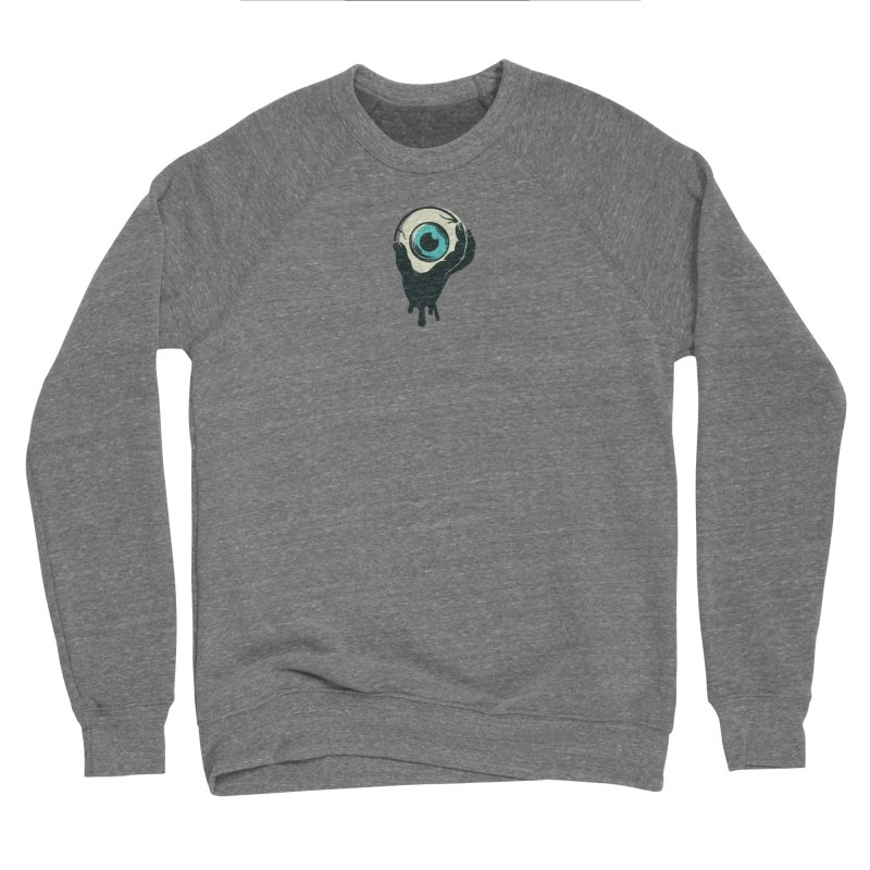 The Eye Men's Sponge Fleece Sweatshirt by See Monsters's Artist Shop