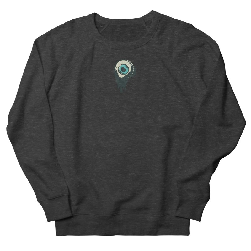 The Eye Men's French Terry Sweatshirt by See Monsters's Artist Shop