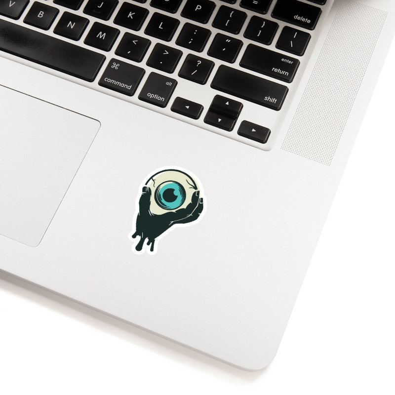 The Eye Accessories Sticker by See Monsters's Artist Shop
