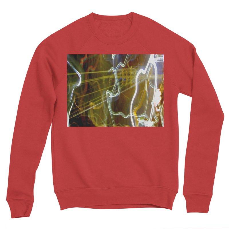 Dancing Power Spirits (color) Women's Sweatshirt by MEDIUM Artist Shop
