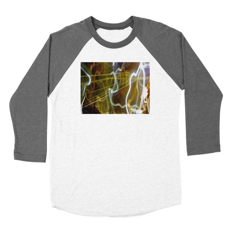 Dancing Power Spirits (color) Women's Longsleeve T-Shirt by MEDIUM Artist Shop