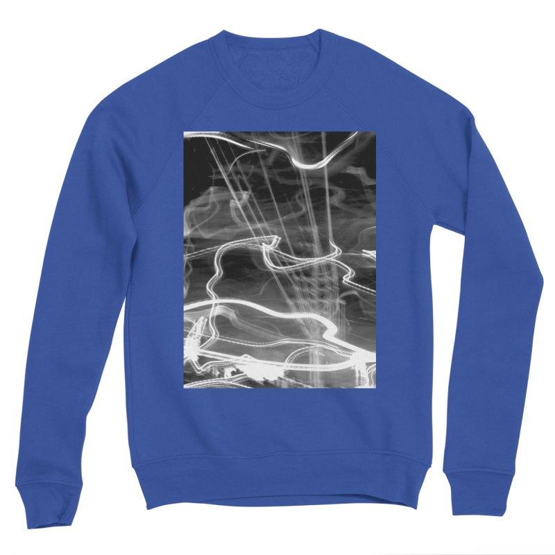 Dancing Power Spirits (B&W) Women's Sweatshirt by MEDIUM Artist Shop