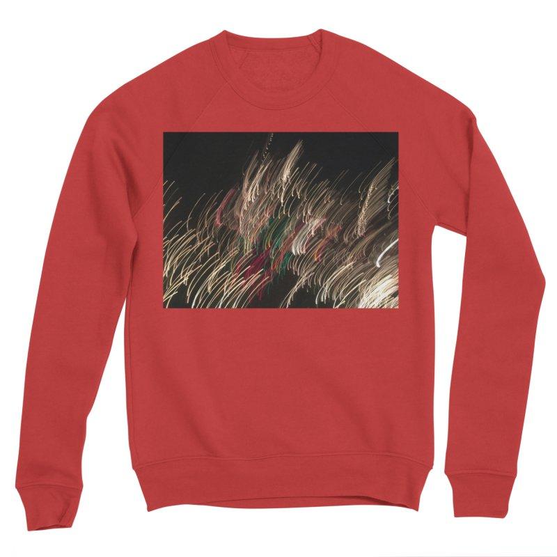 Electric Snowstorm 3 Women's Sweatshirt by MEDIUM Artist Shop