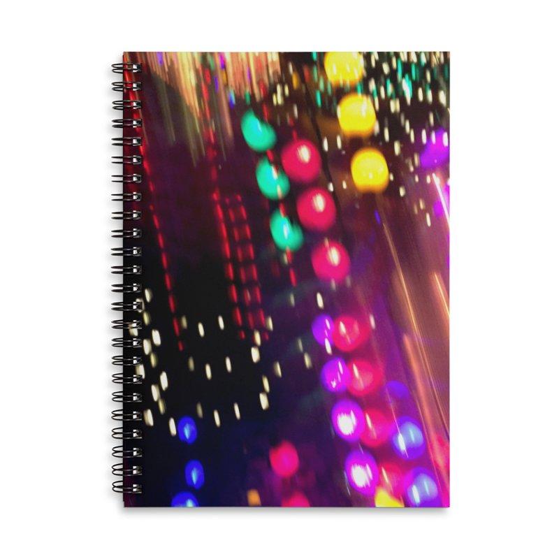 Holiday Jazz 1 Accessories Notebook by MEDIUM Artist Shop