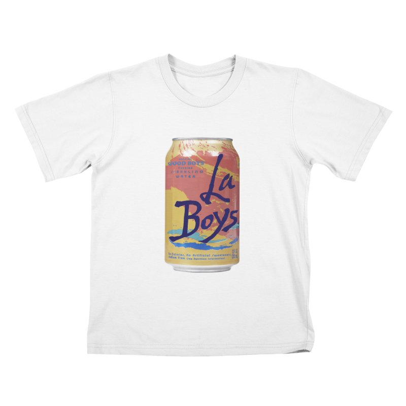 LA BOYS Kids T-Shirt by SEIBEI: 2005 - 2021