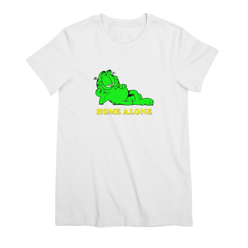 HOME ALONE Ladies' T-Shirt by SEIBEI: 2005 - 2021