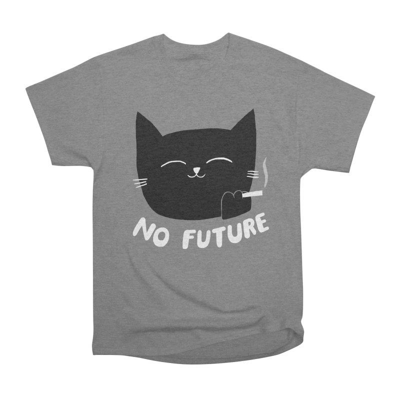 NO FUTURE - BLACK CAT Ladies' T-Shirt by SEIBEI: 2005 - 2021