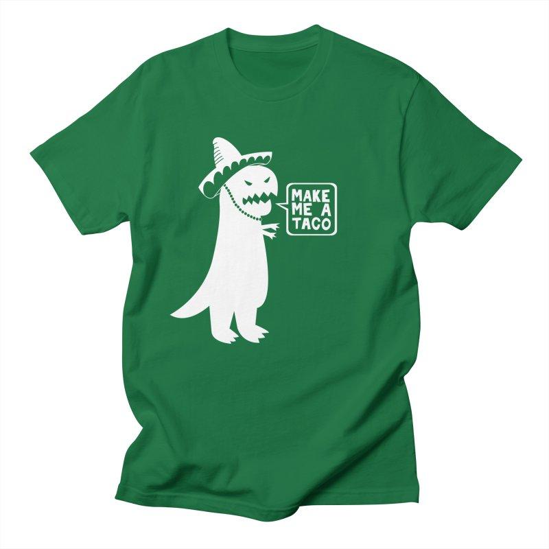 TACO DINO Unisex T-Shirt by SEIBEI: 2005 - 2021
