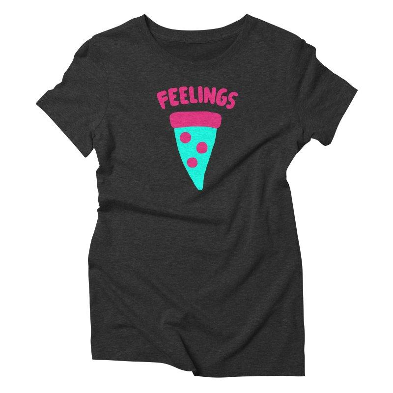 FEELINGS Ladies' T-Shirt by SEIBEI: 2005 - 2021