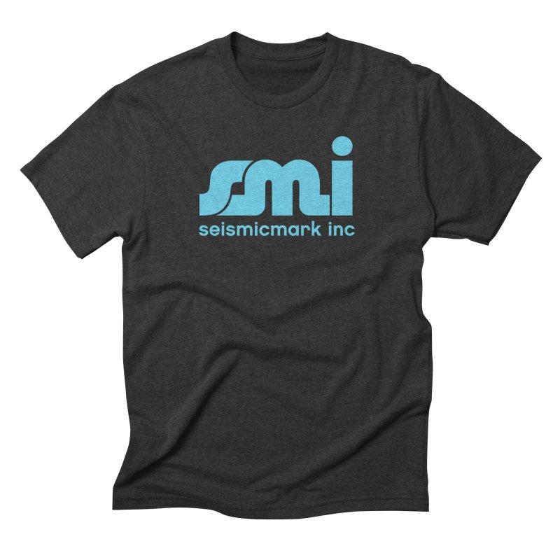 Seismicmark Inc Men's Triblend T-shirt by Seismicmark