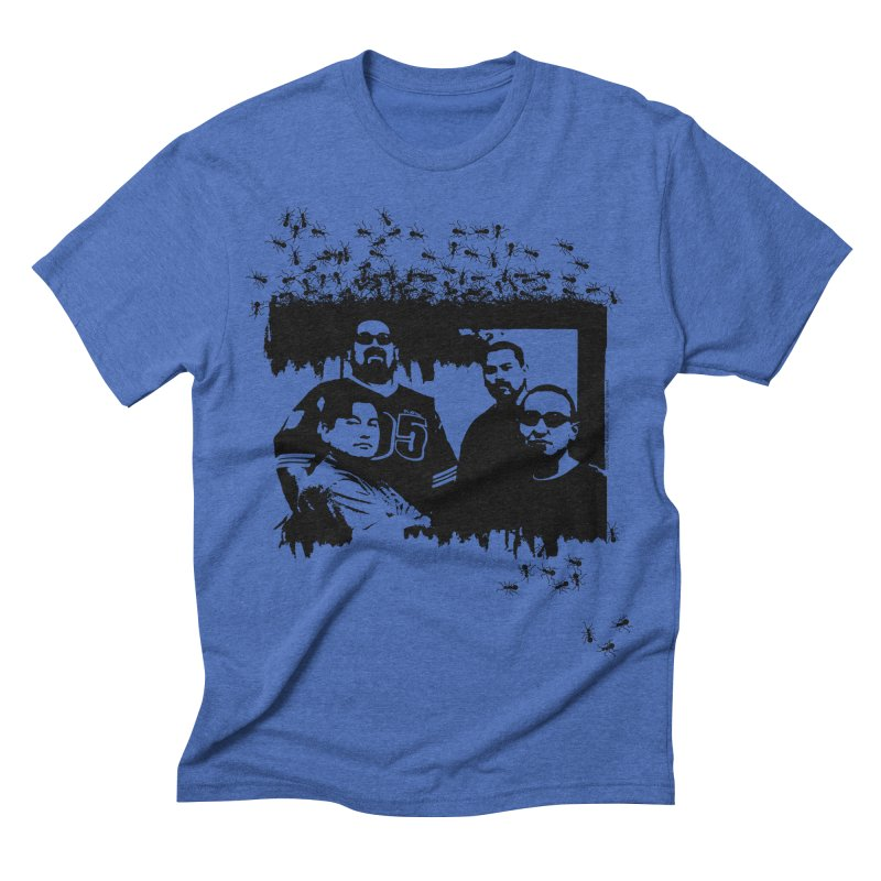 Brothers Men's Triblend T-shirt by Seismicmark
