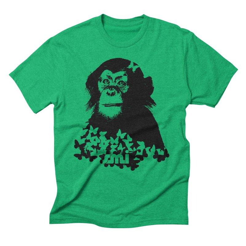 Changuita Men's Triblend T-shirt by Seismicmark
