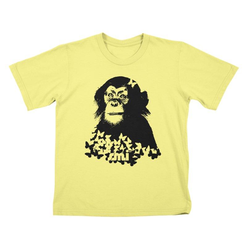 Changuita Kids T-shirt by Seismicmark