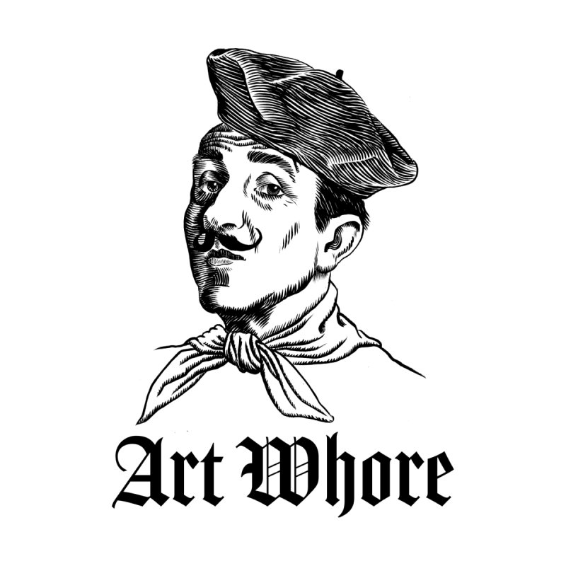 Art Whore II by Seismicmark