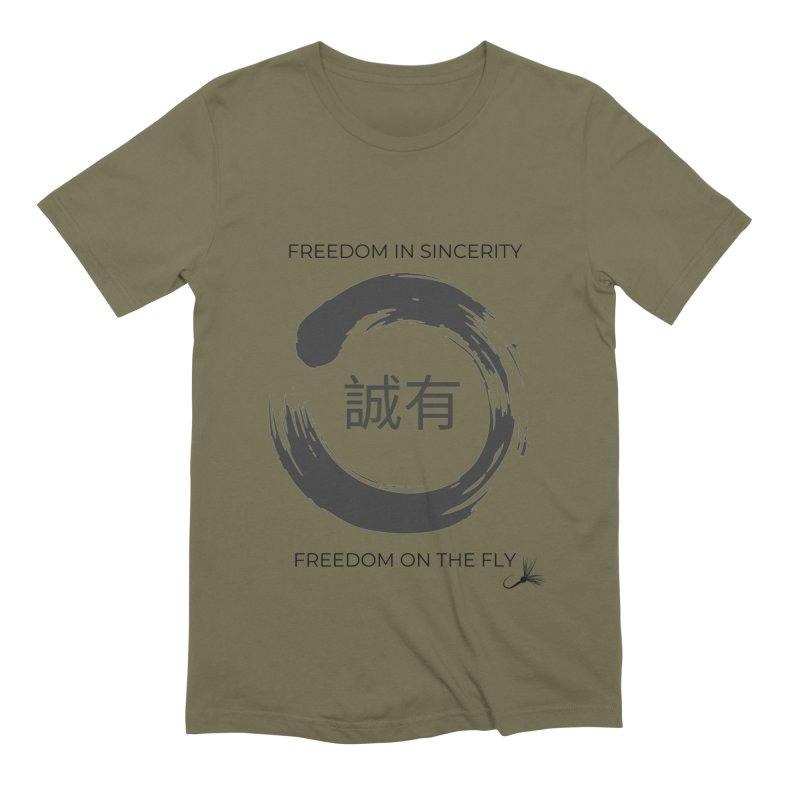 Seiyu - Freedom on the Fly Men's T-Shirt by Seiyu I.H.T. Shop