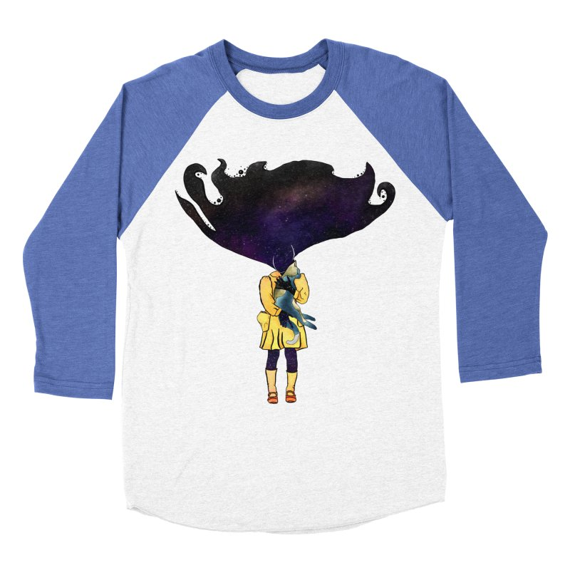 If the Solar System was a Girl Women's Longsleeve T-Shirt by selendripity's Artist Shop