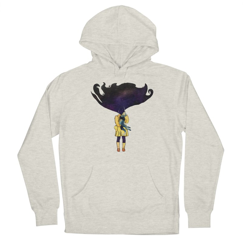 If the Solar System was a Girl Men's Pullover Hoody by selendripity's Artist Shop