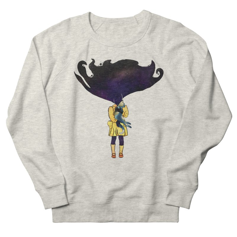 If the Solar System was a Girl Women's Sweatshirt by selendripity's Artist Shop