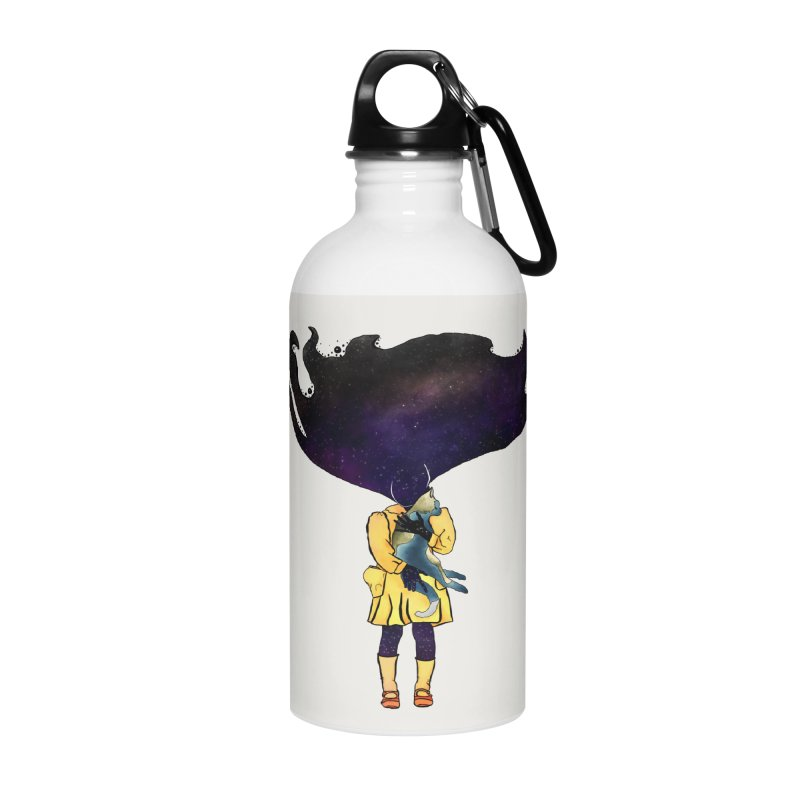 If the Solar System was a Girl Accessories Water Bottle by selendripity's Artist Shop