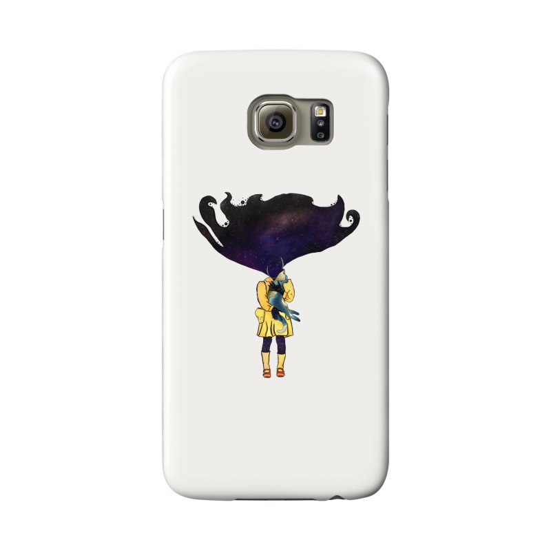 If the Solar System was a Girl Accessories Phone Case by selendripity's Artist Shop