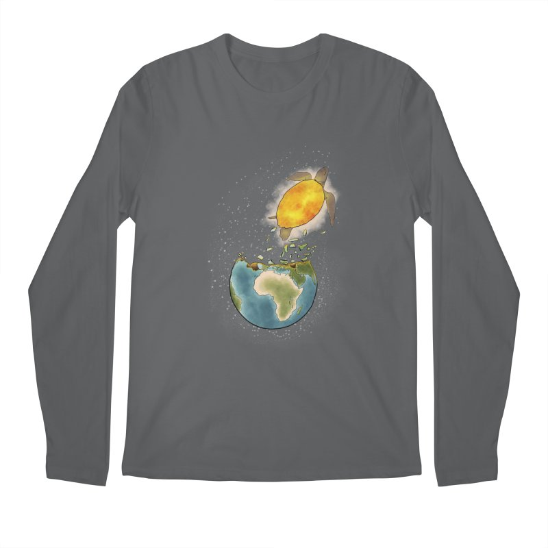 Climate changes the nature Men's Longsleeve T-Shirt by selendripity's Artist Shop