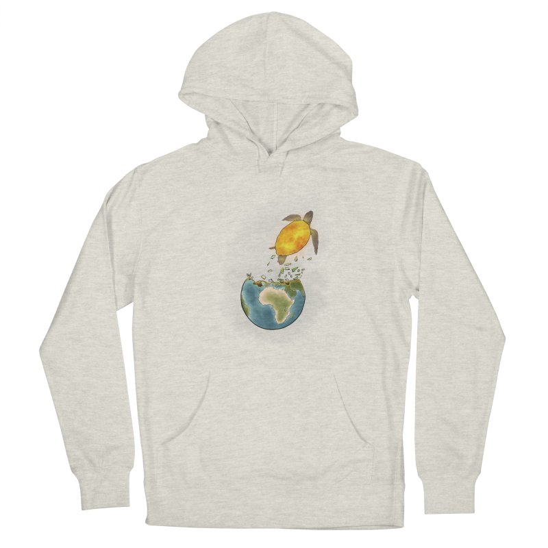 Climate changes the nature Men's Pullover Hoody by selendripity's Artist Shop