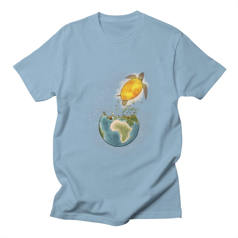 Climate changes the nature Women's Regular Unisex T-Shirt by selendripity's Artist Shop