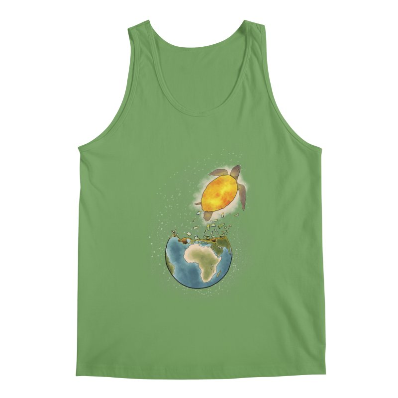 Climate changes the nature Men's Tank by selendripity's Artist Shop