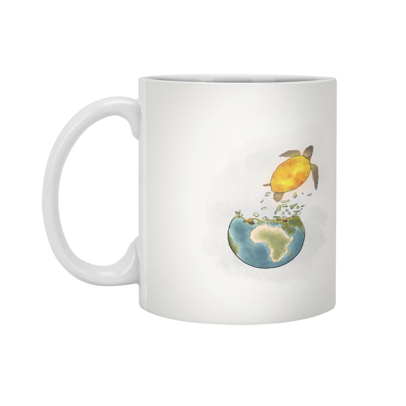 Climate changes the nature Accessories Mug by selendripity's Artist Shop