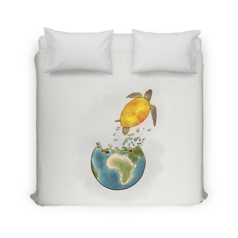 Climate changes the nature Home Duvet by selendripity's Artist Shop