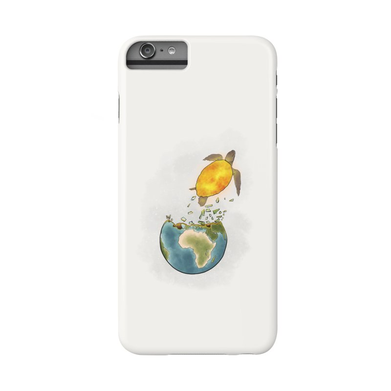 Climate changes the nature Accessories Phone Case by selendripity's Artist Shop