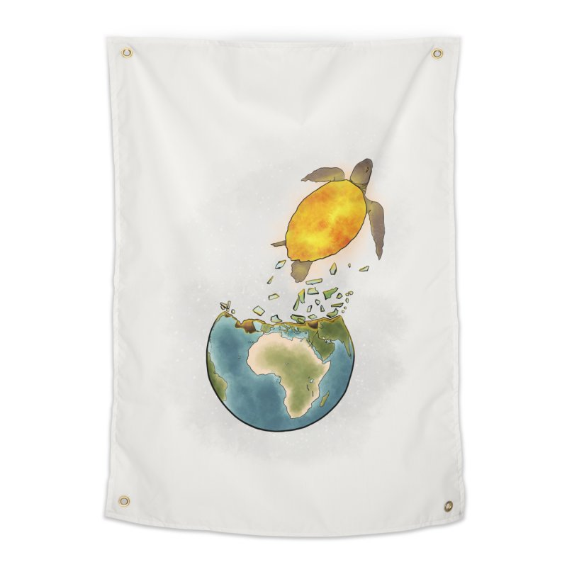 Climate changes the nature Home Tapestry by selendripity's Artist Shop