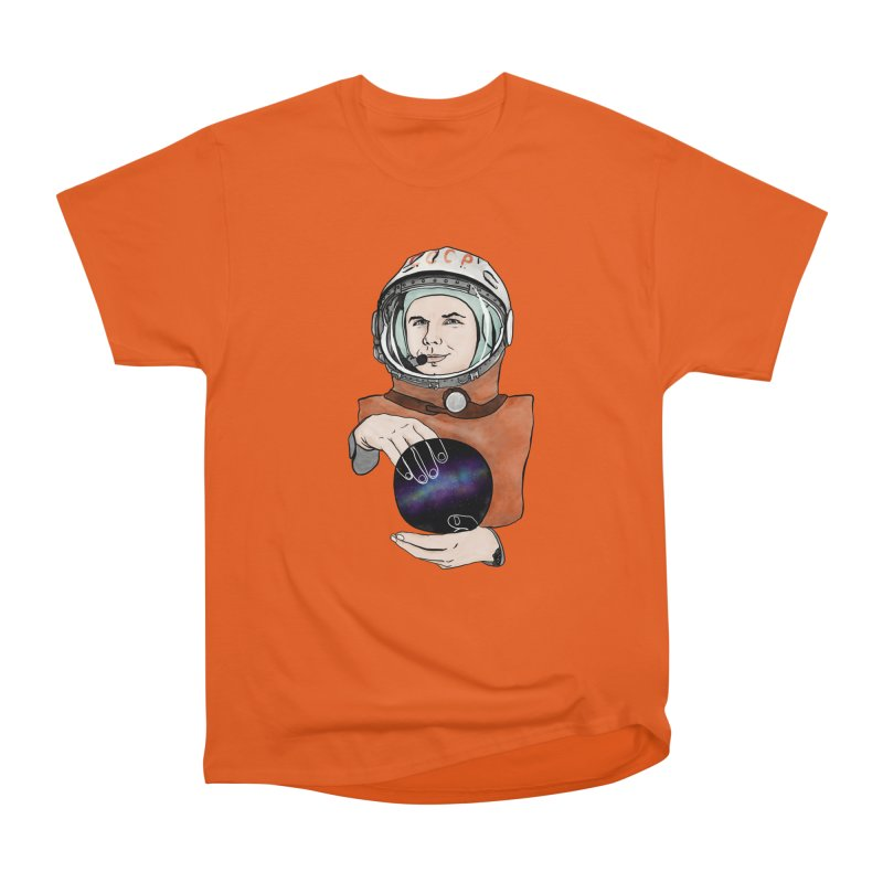 Yuri Gagarin. Space day. Men's T-Shirt by selendripity's Artist Shop