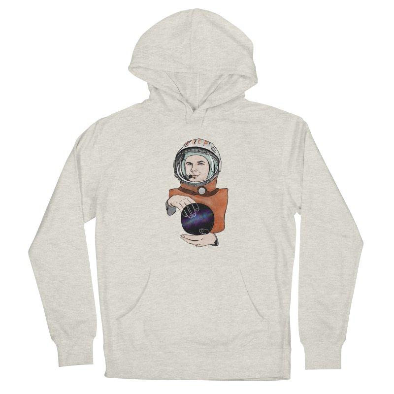 Yuri Gagarin. Space day. Men's Pullover Hoody by selendripity's Artist Shop
