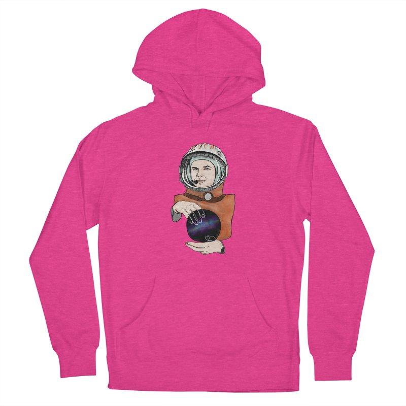 Yuri Gagarin. Space day. Women's Pullover Hoody by selendripity's Artist Shop