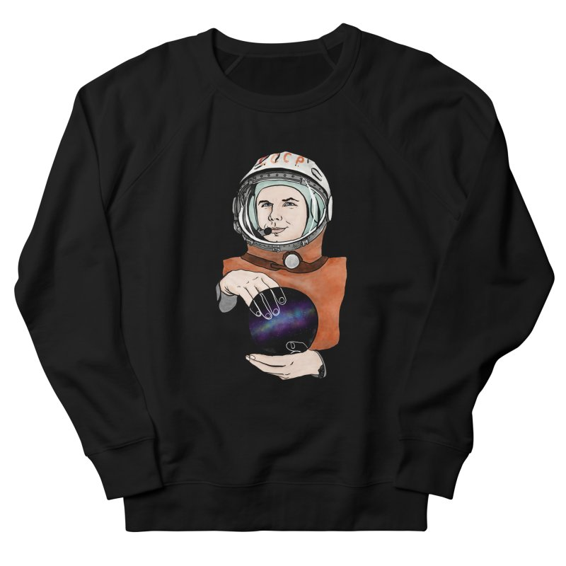Yuri Gagarin. Space day. Women's Sweatshirt by selendripity's Artist Shop