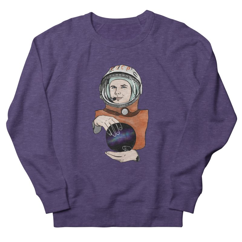 Yuri Gagarin. Space day. Men's Sweatshirt by selendripity's Artist Shop