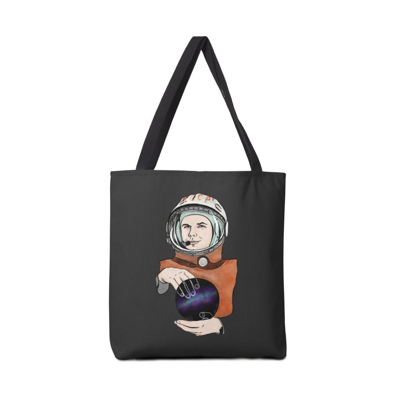 Yuri Gagarin. Space day. Accessories Tote Bag Bag by selendripity's Artist Shop