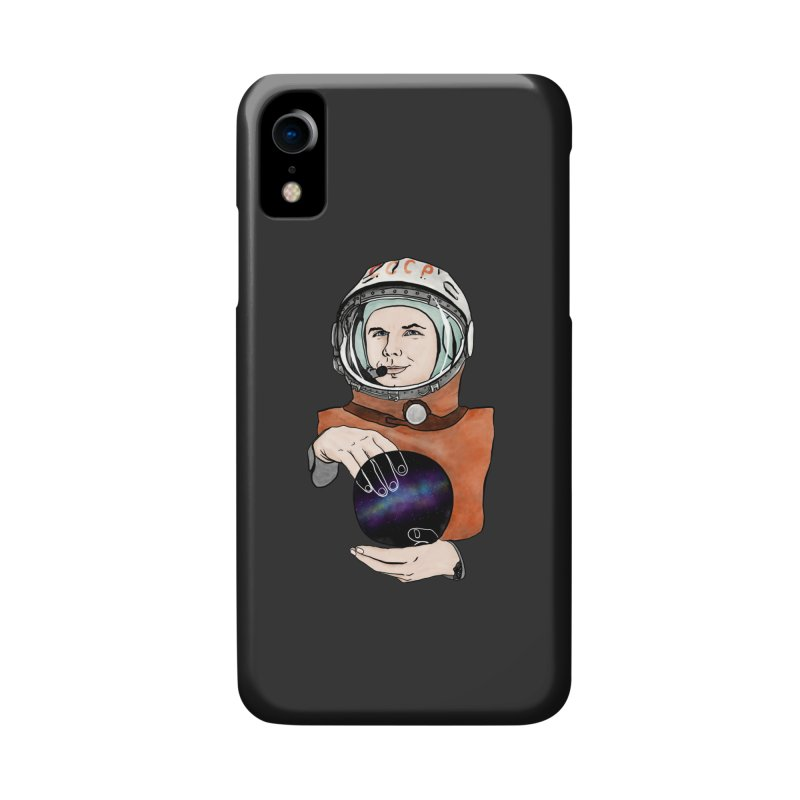Yuri Gagarin. Space day. Accessories Phone Case by selendripity's Artist Shop
