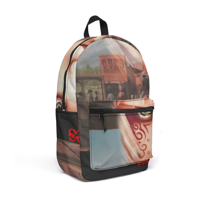 Blood-Lines Accessories Backpack Bag by sellersjr's Artist Shop