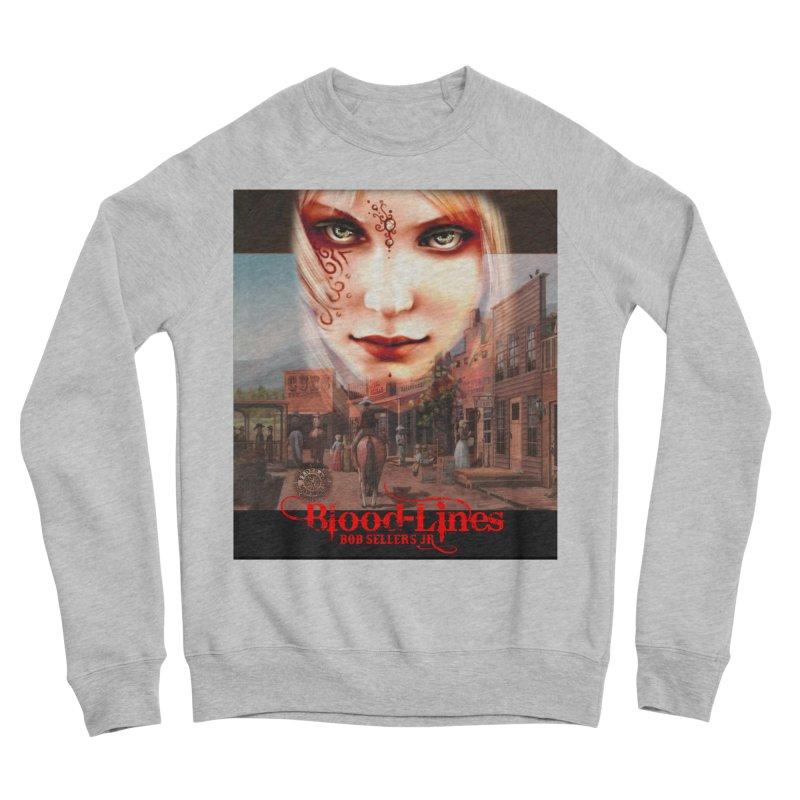 Blood-Lines Men's Sponge Fleece Sweatshirt by sellersjr's Artist Shop