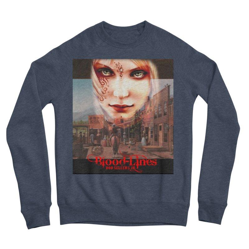 Blood-Lines Women's Sponge Fleece Sweatshirt by sellersjr's Artist Shop
