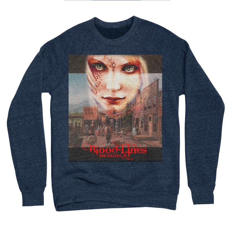 Blood-Lines Women's Sponge Fleece Sweatshirt by sellersjr's Artist Shop