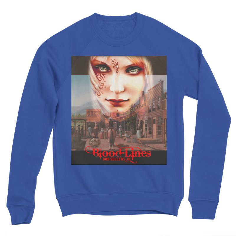 Blood-Lines Women's Sweatshirt by sellersjr's Artist Shop