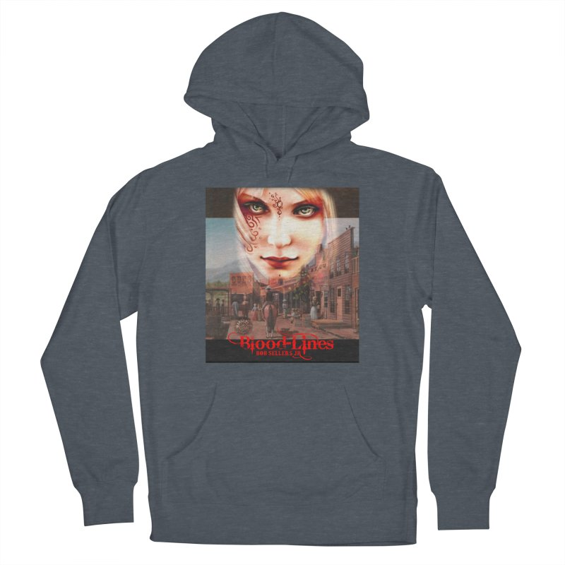 Blood-Lines Women's Pullover Hoody by sellersjr's Artist Shop