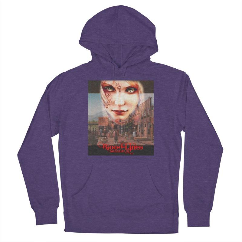 Blood-Lines Women's Pullover Hoody by sellersjr's Artist Shop