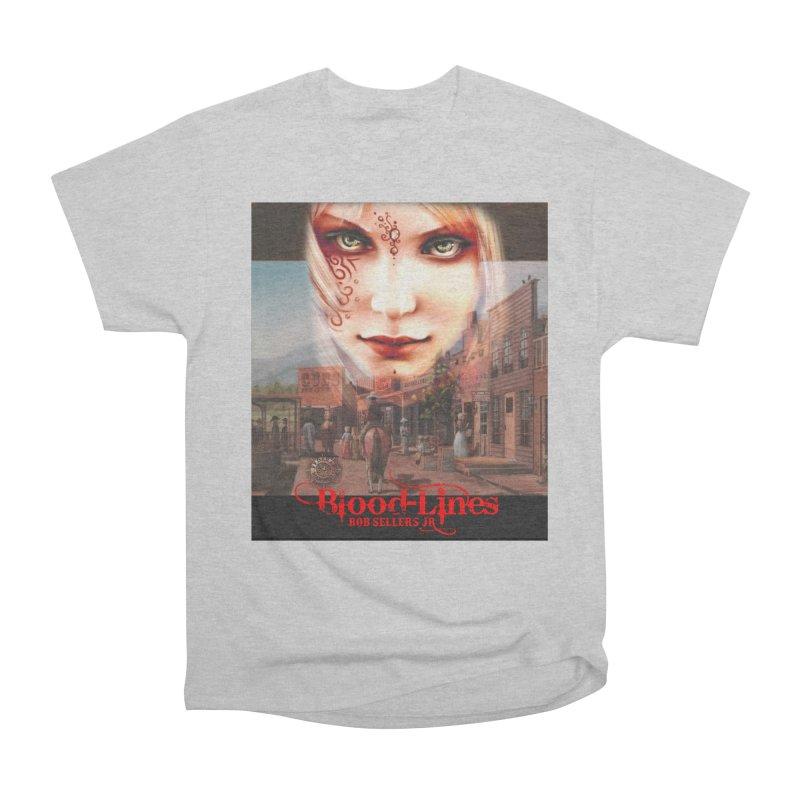 Blood-Lines Men's T-Shirt by sellersjr's Artist Shop